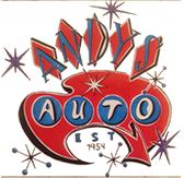 Andy's Auto Repair, Inc., Logo